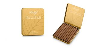 Davidoff To Release Golden Leaf Limited Edition Mini Cigarillos