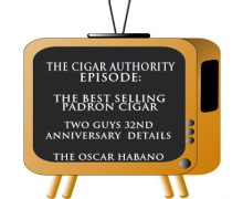Webcast: The Best Selling Padron Cigar & Mr. Garofalo Goes to Concord