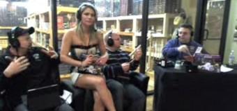 Smoking Ortsac Cigars with the Smoking Hot Pit Girls