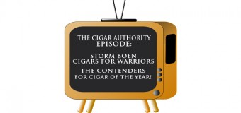 Podcast: Cigars For Warriors & The Contenders
