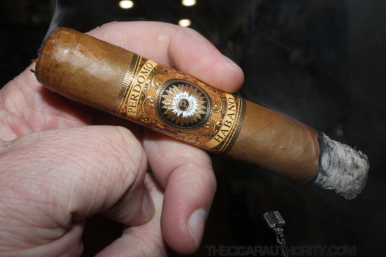 Perdomo Habano Barrel Aged Connecticut Burn