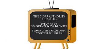 Smoking New Cigars With Steve Saka