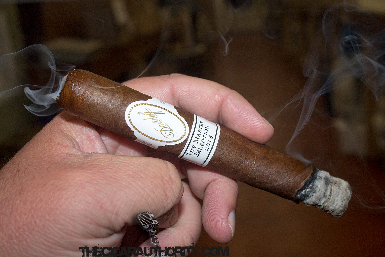Davidoff Master Selection 2013 Burn