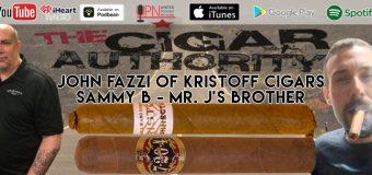 Kristoff's John Fazzi & Sammy B Steps In For Mr. Jonathan