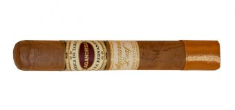 Aganorsa Leaf Connecticut Robusto Cigar Review