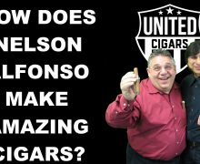 Vodcast: How Does Nelson Alfonso Make Amazing Cigars?