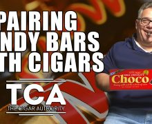 VODCast: Pairing Candy Bars With Cigars