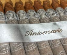 Aganorsa Creates Exclusive Casa Fernandez Aniversario Vitola for IPCPR Attendees