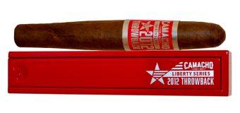 Camacho Liberty Series 2012 Throwback Cigar Review