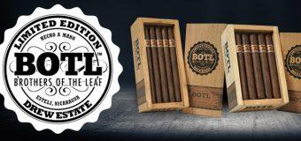 Drew Estate To Release Brick & Mortar Exclusive BOTL Limited Edition