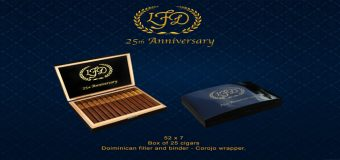 La Flor Dominicana to Celebrate 25 Years With Limited Edition