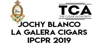 Day 1 IPCPR 2019: Jochy Blanco of La Galera Cigars