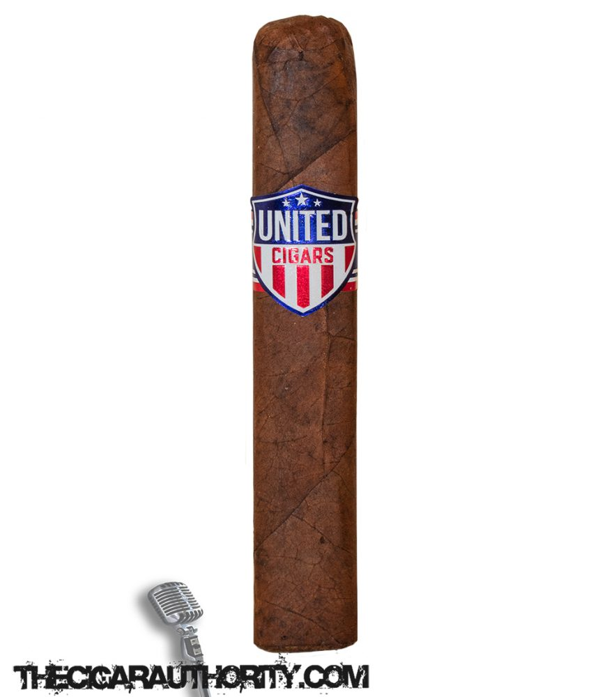 United Cigars Box Press Natural Robusto