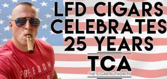 La Flor Dominicana Celebrates 25 Years w/ Guest Jonathan Carney