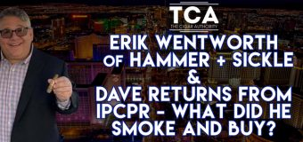 Webcast: Erik Wentworth From Hammer + Sickle & Dave Returns From Las Vegas