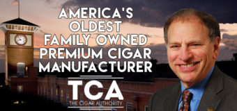 VODCast: Eric Newman of JC Newman – America's Oldest Cigar Manufacturer