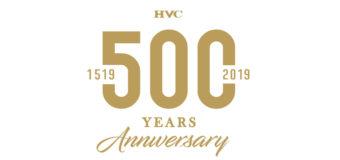 HVC Announces HVC 500 Years Anniversary