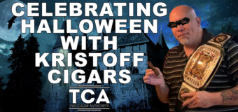 VODCast: Celebrating Halloween With Kristoff Cigars