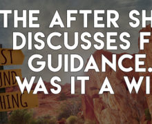 The After Show Discusses FDA Guidance, Did We Get A Win?