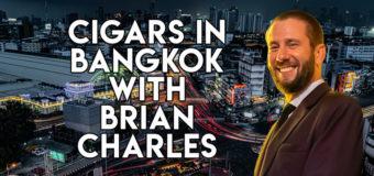 The After Show: Cigar Smoking in Bangkok with Brian Charles