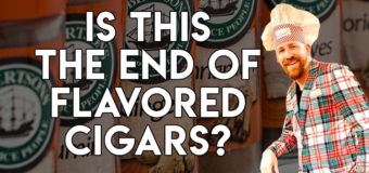 VODCast: Is This The End Of Flavored Cigars?