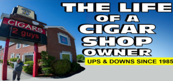 VODCast: The Life of a Cigar Shop Owner