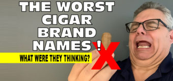 VODCast: The Worst Cigar Brand Names!