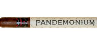 Asylum Pandemonium 8.5 x 52 Cigar Cigar Review
