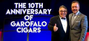 VODCAST: The 10th Anniversary of Garofalo Cigars