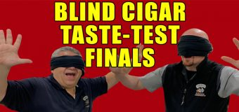 VODCast: Blind Cigar Taste Test Finals