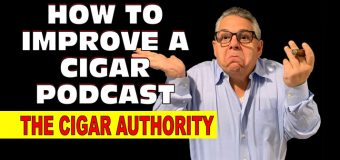 VODCast: How To Improve a Cigar Podcast